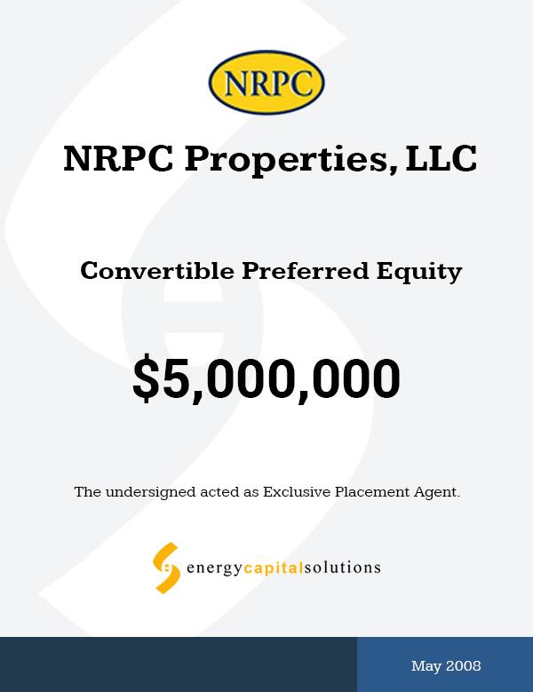 ECS-tombstone-equity-NRPC-USE